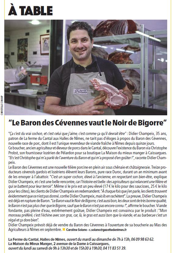 Article Didier Champeix BDC